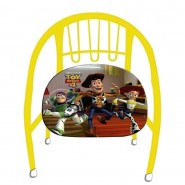Chaise en metal Toy Story fauteuil enfant Woody Buzz