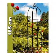 Gloriette Colonne Obélisque Tuteur de Jardin pour plantes rosiers