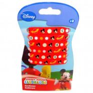 Lacet Mickey Mouse Disney enfant Rouge
