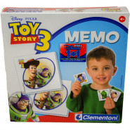 Jeu Memo Toy Story Memory pieces Woody Buzz