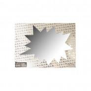 Stickers miroir bulle de BD autocollant
