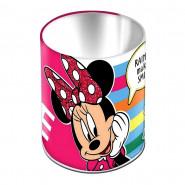 Pot a crayon en metal Minnie Disney Enfant NEW