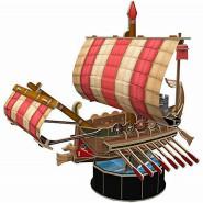 Puzzle 3D Navire de guerre Romain Maquette galion bateau