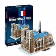 Puzzle 3D Notre dame de Paris Maquette