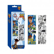 Puzzle Toy Story a colorier 24 pieces 48 x 13 cm decorer enfant