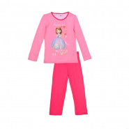 Pyjama Princesse Sofia taille 6 ans enfant rose