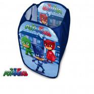 Rangement jouet Pop Up PJ Masks bac à linge pliant