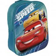 Sac à dos Cars Disney enfant star bleu