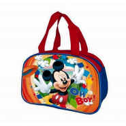 Sac a gouter Mickey Mouse école main Disney