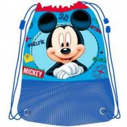 Sac tissu souple Disney Mickey Gym piscine