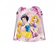 Sac souple Disney Princesse Gym piscine ecole sac a dos tissu