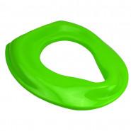 Réducteur de toilette siège bébé enfant vert