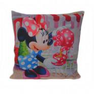 Taie d'oreiller Minnie Mouse Disney enfant coussin new