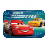 Tapis Disney Cars 60 x 40 cm rouge