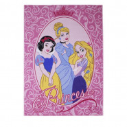 Tapis enfant Princesse 133 x 95 cm Disney Glamour