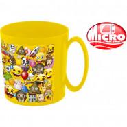 Tasse Emoji Micro onde, mug plastique Smiley
