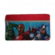 Trousse enfant Avengers Disney toilette zip gris