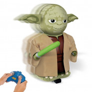 Star Wars Figurine Yoda radiocommandé gonflable sonore
