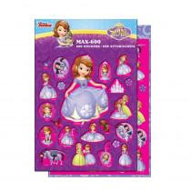600 stickers Princesse Sofia Disney enfant