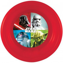 Assiette creuse Star Wars  enfant bol