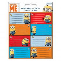 Lot de 16 étiquette Les Minions Disney cahier enfant new