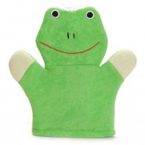 Gant de toilette grenouille enfant bébé