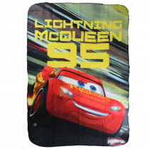 Plaid polaire Cars 3 couverture enfant Disney mod2