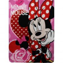 Plaid polaire Minnie Mouse Couverture jav