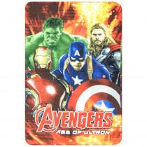 Plaid polaire Avengers couverture enfant Disney mod1