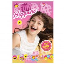 Plaid polaire Soy Luna couverture enfant Disney 720-263