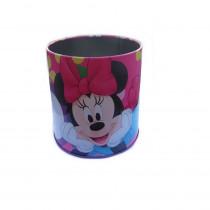 Pot a crayon en metal Minnie Disney