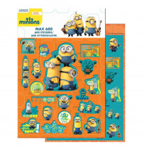 600 stickers Les minions Disney autocollant scrapbooking enfant