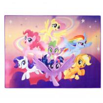 Tapis enfant My Little Pony 125 x 95 cm Disney 02 Haute qualite