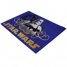 Tapis enfant Star Wars 133 x 95 cm Disney Stormtrooper