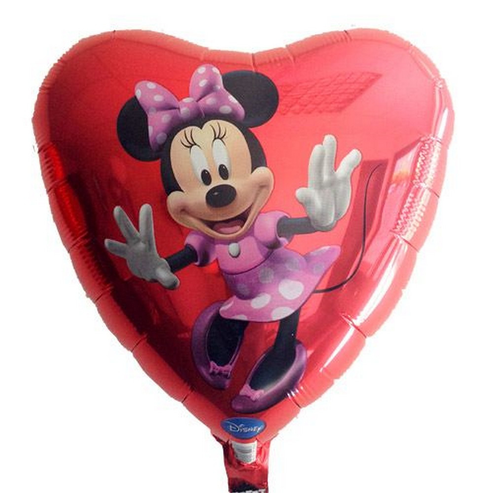 ballon h lium minnie disney articles de f te loulomax. Black Bedroom Furniture Sets. Home Design Ideas