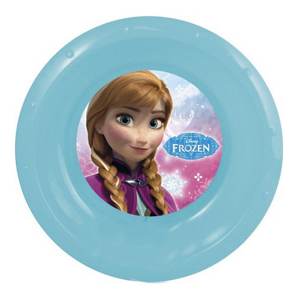 Assiette creuse la reine des neiges disney frozen bol - Reine des neiges frozen ...