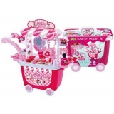 Coiffeuse maquilage 22 x 24 cm jouet trolley 26P