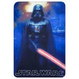 Plaid polaire Star Wars couverture Dark vador