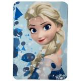 Plaid Polaire La Reine des Neiges Couverture Enfant Frozen Elsa