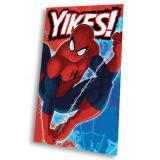 Plaid polaire Spiderman couverture enfant