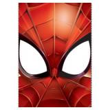 Plaid polaire Spiderman Couverture Tete