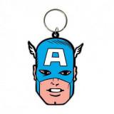 Porte cle Captain America Marvel 6 cm porte clef