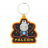 Porte cle Millennium Falcom Star Wars 5 cm porte clef