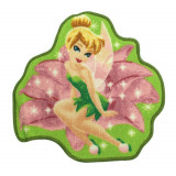 Tapis enfant La Fee Clochette Disney 60 x 60 cm