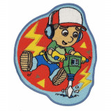 Tapis enfant Manny et ses outils 70 x 57cm cm Disney