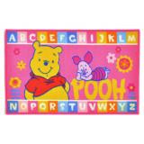Tapis enfant Winnie l'Ourson Porcinet 80 x 50 cm cm Disney