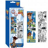 Puzzle a colorier 24 pieces Toy Story 48 x 13 cm