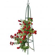 Gloriette Colonne Obélisque Tuteur de Jardin plante rosier jardin
