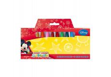 12 crayon gras cire Mickey Mouse Disney