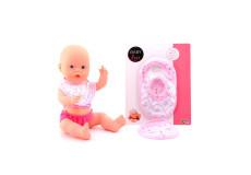 2 bavoir pour poupée bavette jouet enfant